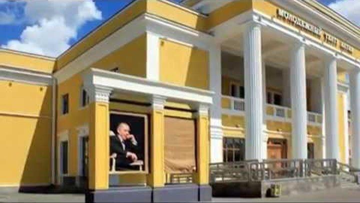 Программа Афиша 03 04 2015 Вадим Климов о культуре в Барнауле
