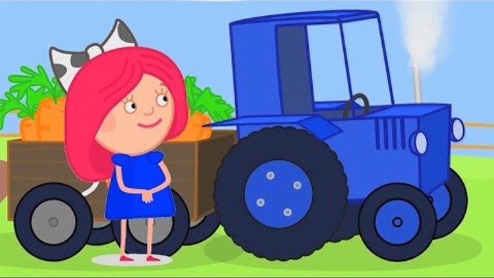 Развивающий мультик для детей от 2 3 лет. СМАРТА и Чудо Сумка. Мультфильм #1