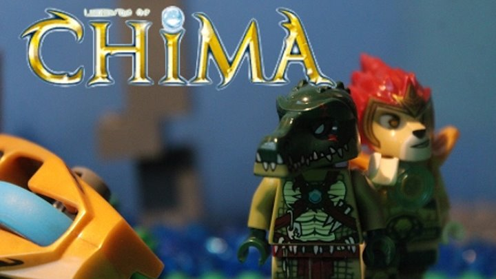 LEGO Chima - My series - Episode 1 (NEW)