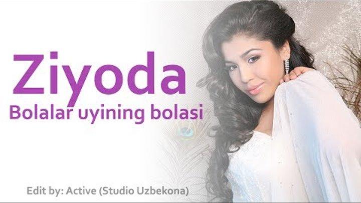 Ziyoda - Bolalar uyi (Remix Edit by: Active)