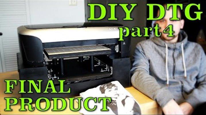 Epson Dtg Printer Diy - DIY Campbellandkellarteam