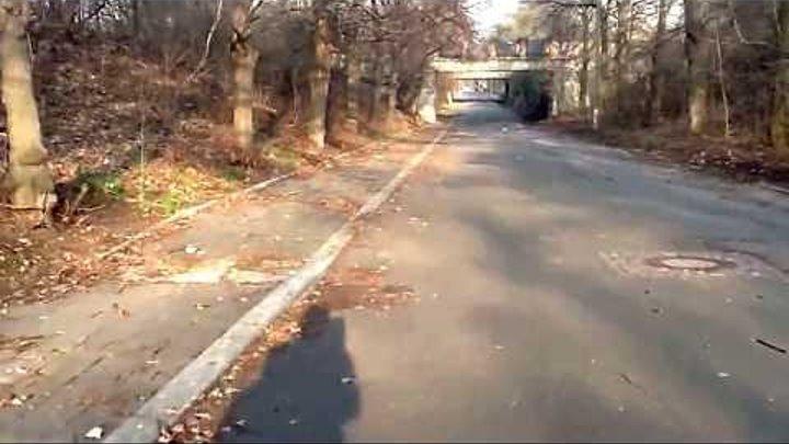 Советский военный городок МЕРЗЕБУРГ МАРТ 2012 г