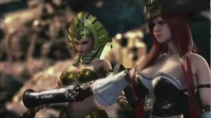 Season 3 League of Legends Dominion Cinematic Trailer