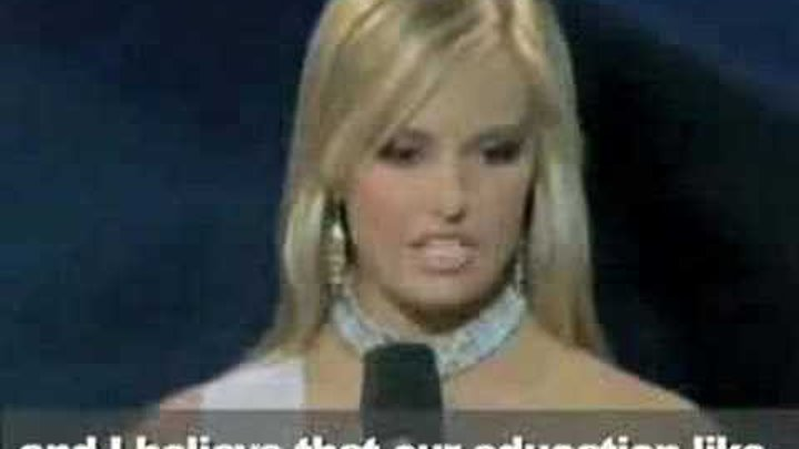 перевод: Miss Teen USA South Carolina 2007 with Subtitles