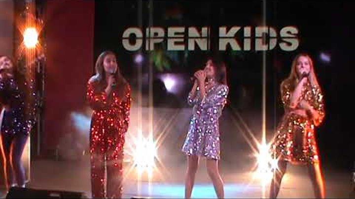 """Премьера песни Open Kids """"Счастливые"""" в Ocean Plaza"""