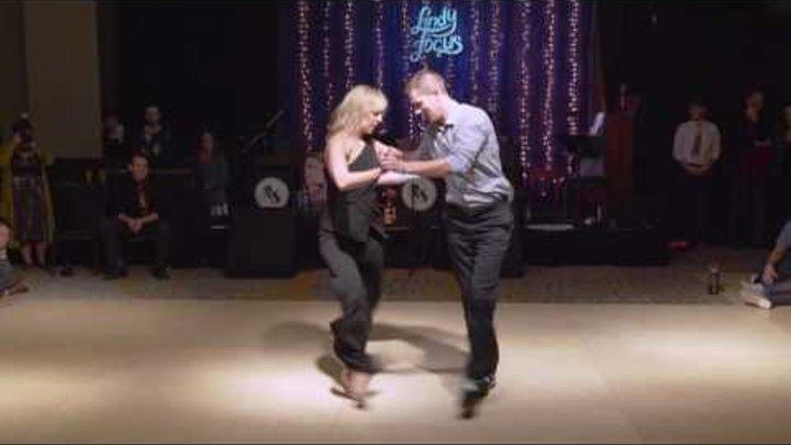 Lindy Focus XV: Performance - Alan & Nikki, Carolina Shag