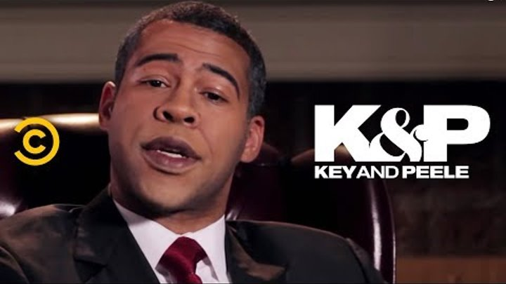 Key & Peele - Obama's Anger Translator - Meet Luther