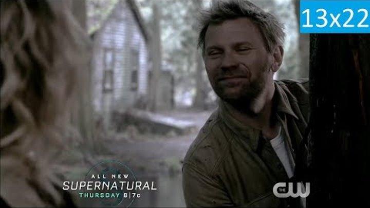 Сверхъестественное 13 сезон 22 серия - Русское Промо (Субтитры, 2018) Supernatural 13x22 Promo