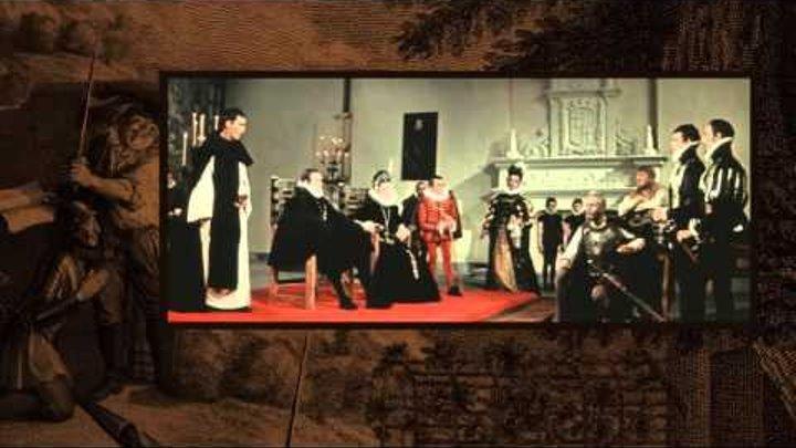 Фрагмент фильма «Дон Кихот», реж. Г. Козинцев, 1957 год