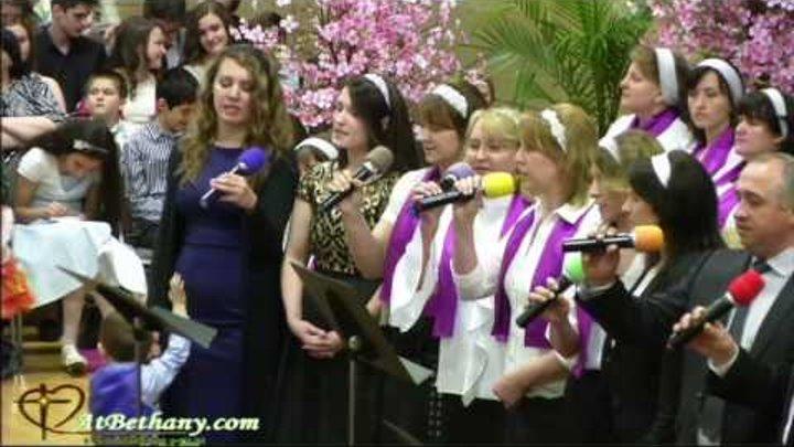 Новый праздник воскресение Христа группа Логиновых 16 Апреля 2017 года