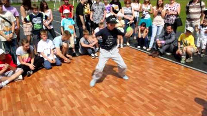 Уличные танцы(4 место Королев_)