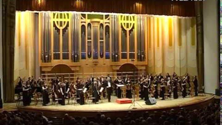 """На сцене Самарской филармония представили мировую премьеру - """"Витязь в тигровой шкуре"""""""