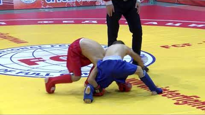 02 FINALS All-Russian Tournament FCF-MMA 2018