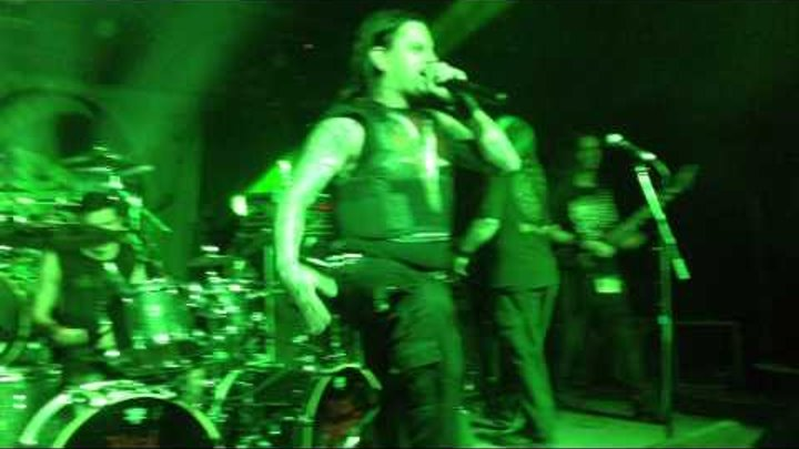 Vital Remains Live Full Set Texas Independence Fest 2015 Day 2 HD