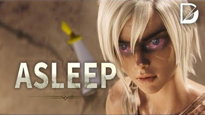 ASLEEP   League of Legends Cinematic