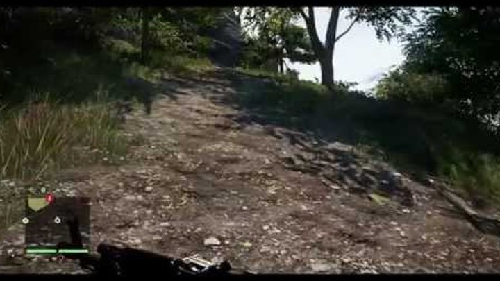 Видео прохождение игры Far Cry 4 серия вторая: Колокольня и Бабуля волкодав.