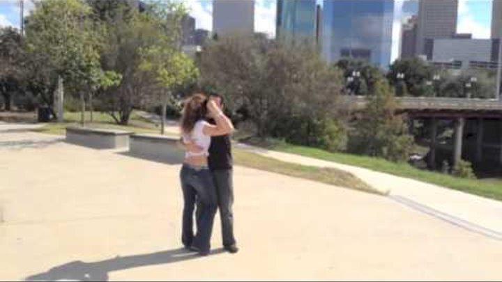 David Campos & Guida Rei - KIZOMBA outdoor - Dallas, 2012