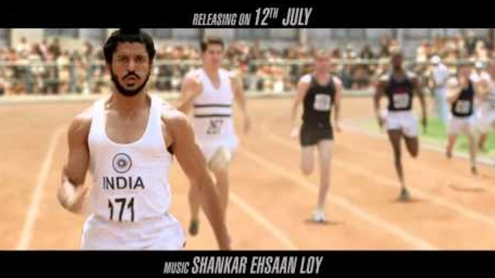 Bhaag Milkha Bhaag - Zinda Official Sneak Peak