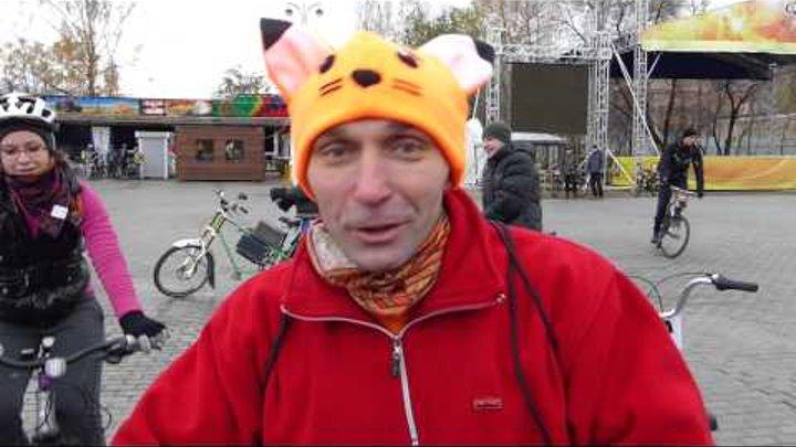 """Закрытие сезона 2014 с Велоклубом """"32 спицы"""" Оранжевый"""