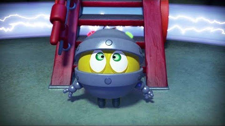 Пин-код - 2015 - День Биби 2 серия [HD] (Смешарики - познавательные мультики для детей)