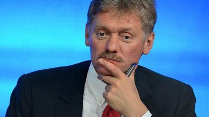 """Пескову """"досталось"""" от Путина за ошибку во время """"прямой линии"""""""