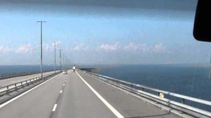 Эресуннский мост (Швеция-Дания)