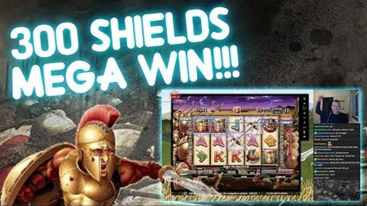 ОГРОМНЫЙ ЗАНОС! в 300 Shields! Выигрыш в Онлайн Казино !