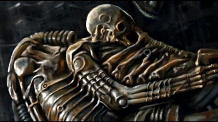 Prometheus movie - Alien prequel - Engineer - Speed Painting by Greg Rekas