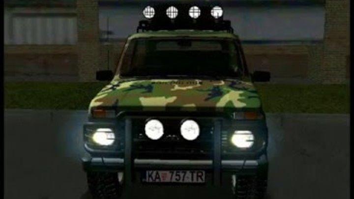 Тест - Драйв Lada Niva OFF ROAD (Gta)