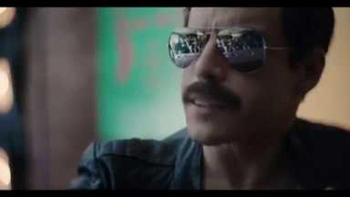 Bohemian Rhapsody - Press Conference Scene (Rami Malek, Freddie Mercury)