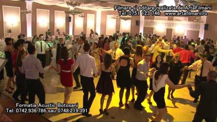 Formatia Acustic Botosani Nunta Pensiunea Casa Lux Ballroom