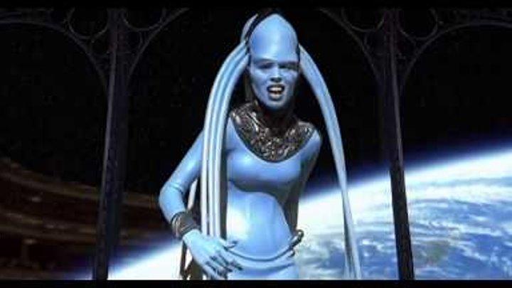 Ария оперной дивы Плавалагуны ... отрывок из фильма (Пятый Элемент/The Fifth Element)1997