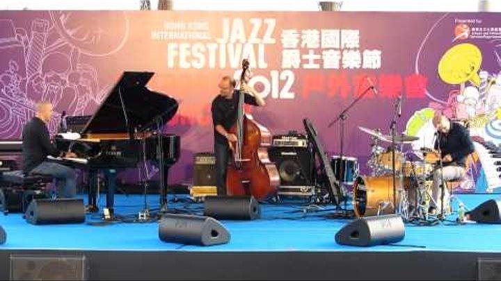 HK Jazz Festival 2012 (Jacob Karlzon Trio)
