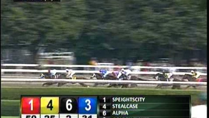 2012 Travers Stakes - Alpha & Golden Ticket **DEAD-HEAT**