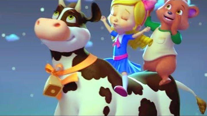 Голди и Мишка - Серия 6 , Сезон 1 | Мультфильм Disney Узнавайка