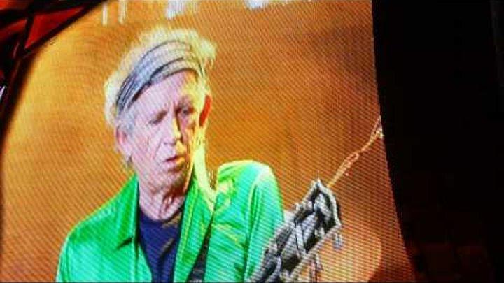 """Rolling Stones """"It's Only Rock n' Roll (but I like It)"""" Minneapolis,Mn 6/3/15 HD"""