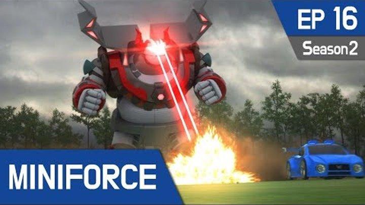 Miniforce Season2 EP16 Secret of the Monster Pt 2 (English Ver)