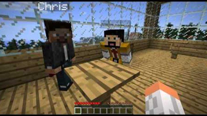 Месть Херобрина - 5 серия - Minecraft сериал