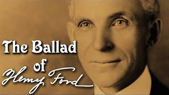 an analysis of the topic of henry ford throughout ragtime