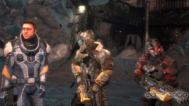 Dead Space 3: The Buddy System