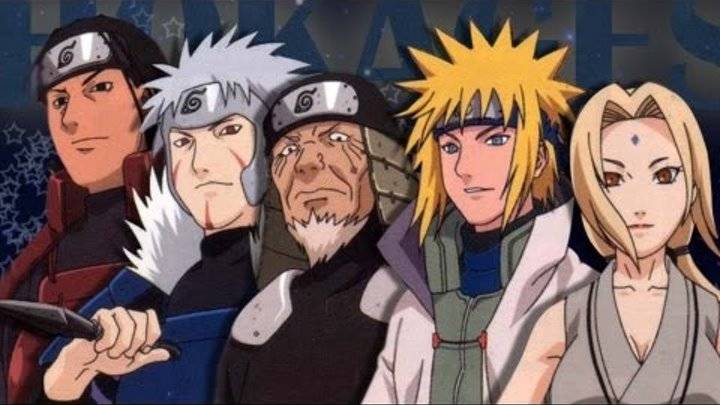Who's The Strongest Hokage In The Naruto Series? (Weakest To Strongest)