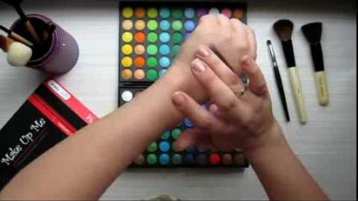 Палитра теней для макияжа на 120 цветов #120-2 Make Up Me (Manly)