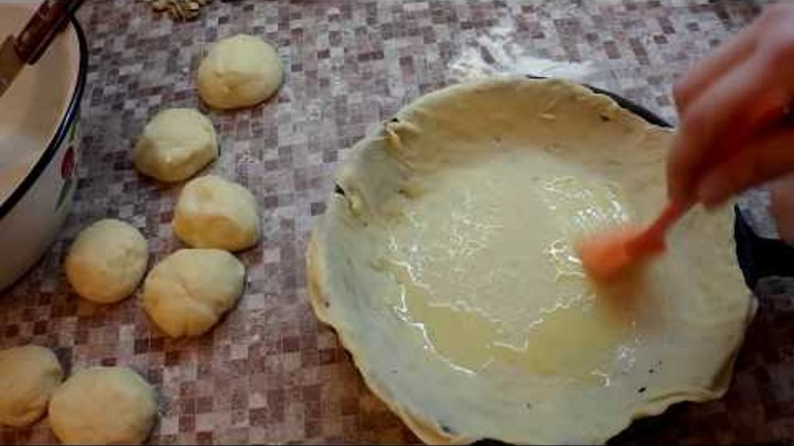 ПАХЛАВА. BAKLAVA / Turkish Baklava Recipe - How to make Easy Baklava Dessert