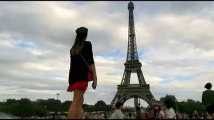 Париж-город мечты! Paris is a city of dreams!
