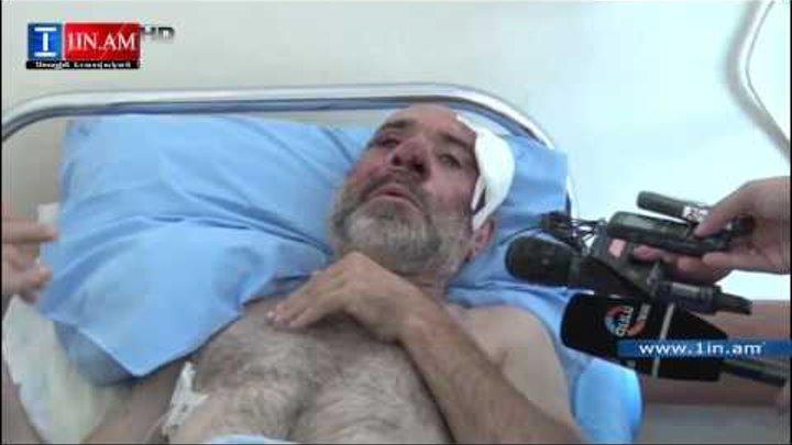 Ազատամարտիկին ծեծողներից մեկը Ռուբեն Հայրապետյանի թիկնազորից է եղել