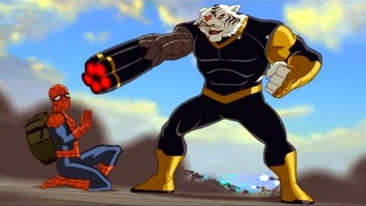 Великий Человек-паук - Возвращение Стражей галактики - Сезон 3 Серия 1