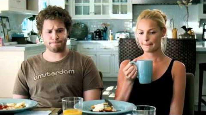 Немножко беременна / Knocked Up (2007) трейлер