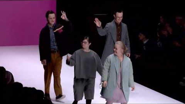 Участие актеров нашего театра в неделе моды Mercedes-Benz Fashion Week Russia