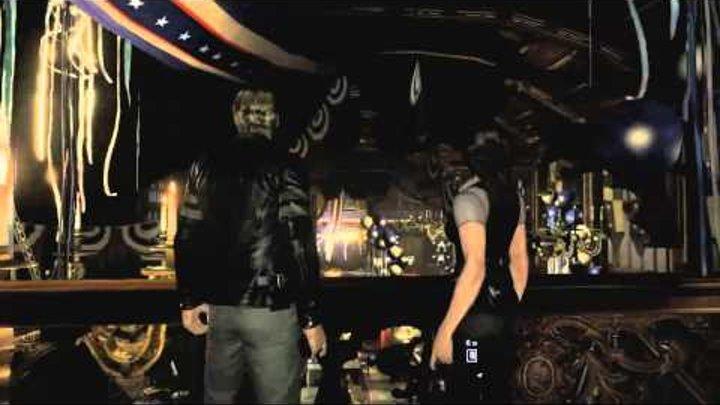 Resident Evil 6 - Leon gameplay (Part 1)