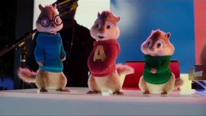 Элвин и бурундуки: Грандиозное бурундуключение 2016 Alvin and the Chipmunks: The Road Chip трейлер